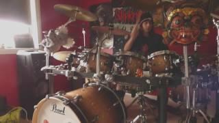 Sinsaenum- Inverted Cross- Drum Cover