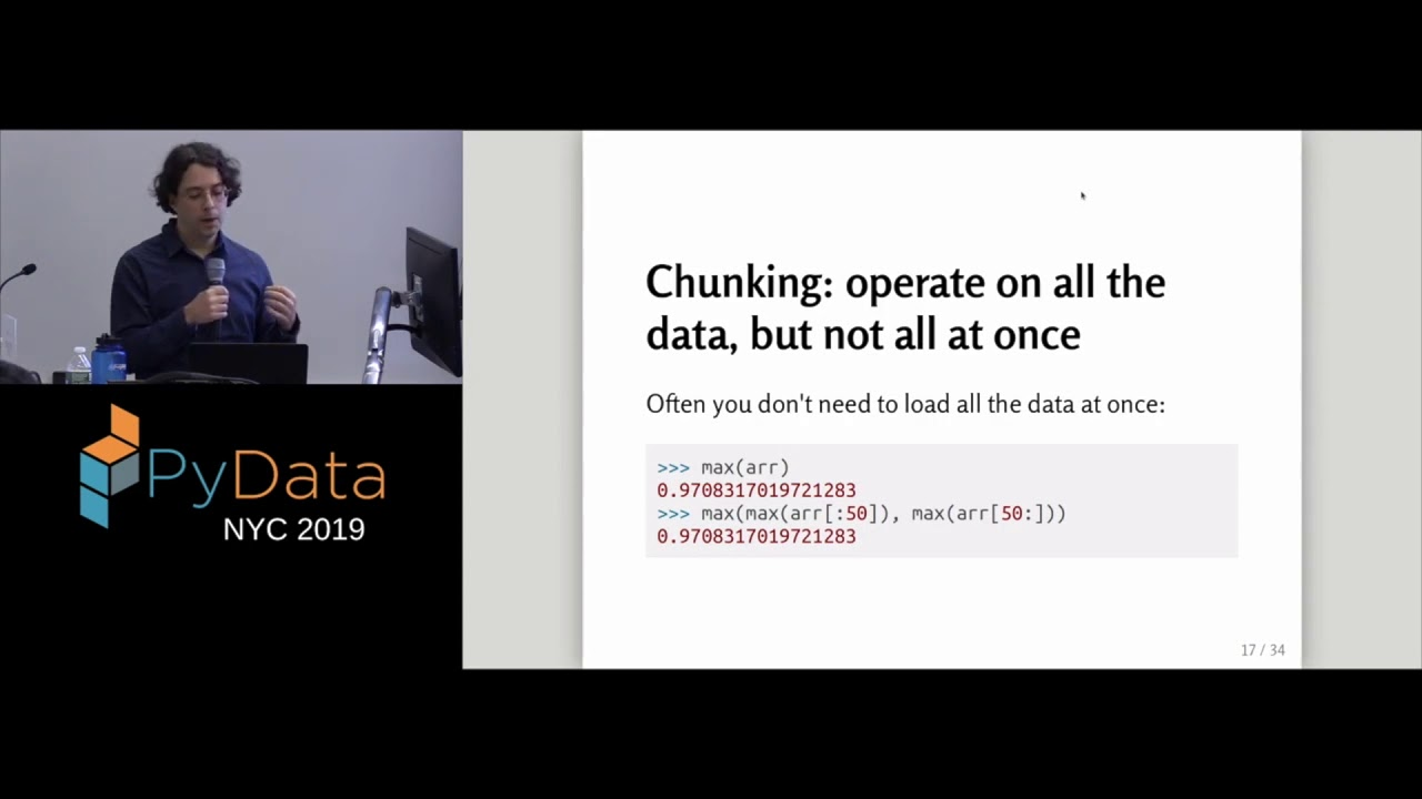 Image from Small Big Data: using NumPy and Pandas when your data doesn't fit in memory
