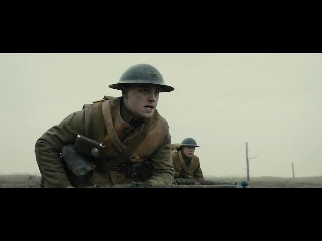 コリン・ファース、カンバーバッチら共演!『1917 命をかけた伝令』予告編