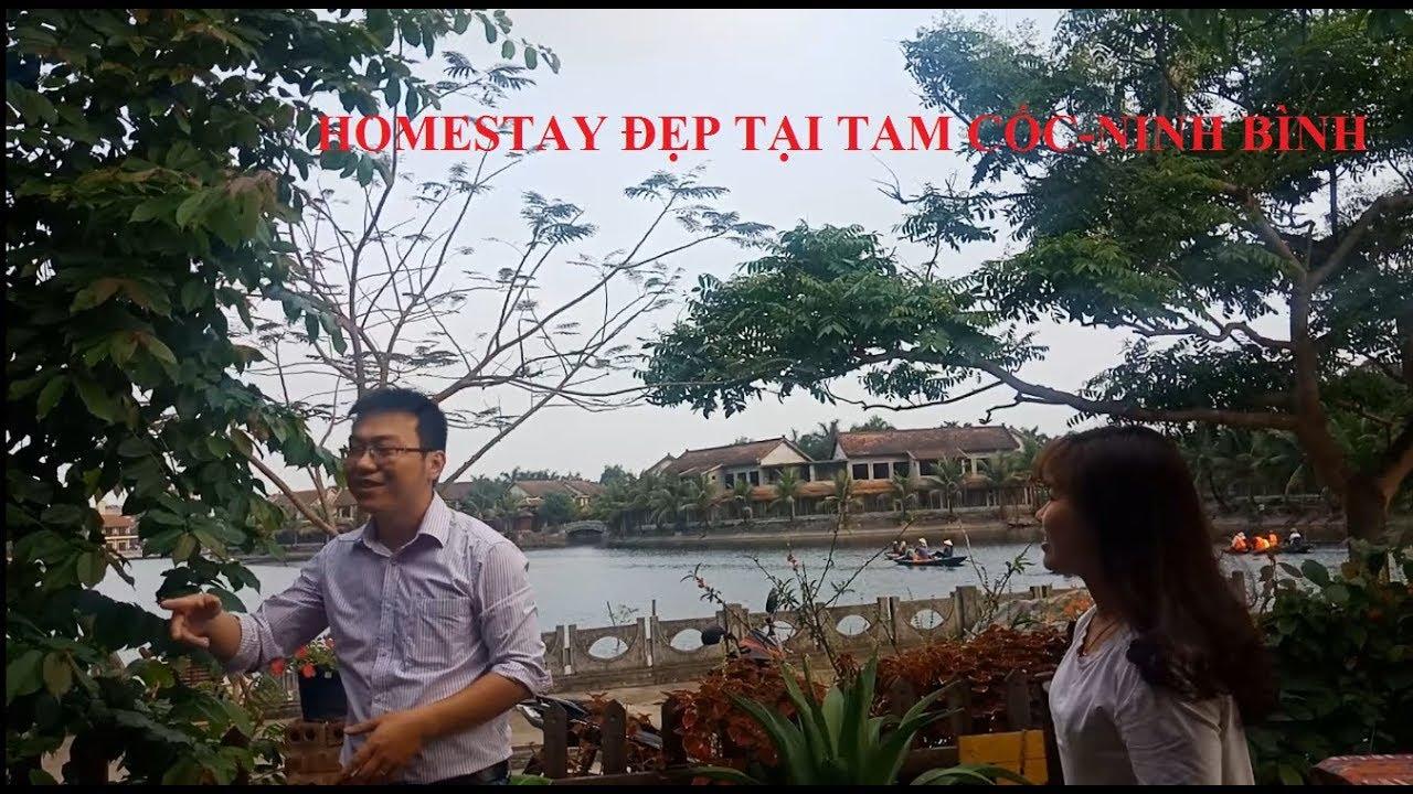 Trải Nghiệm Homestay (01) tại Tam Cốc -Ninh Bình . Rất đẹp và ấn tượng