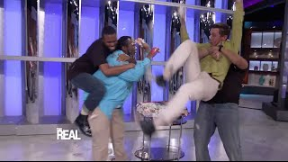 REAL Teaser: Jerry Springer Cake Fight