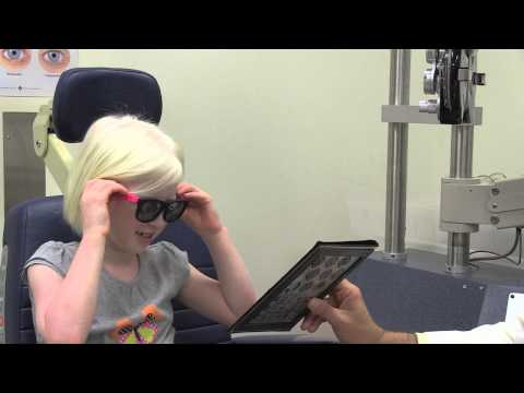 Better Vision For Patients With Albinism - Brian Brooks, NIH Clinician Scientist