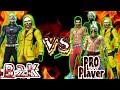 Bk Vs  Pro Player Fight  Vs  Clash Squad Game Play Free Fire  Mp3 - Mp4 Download