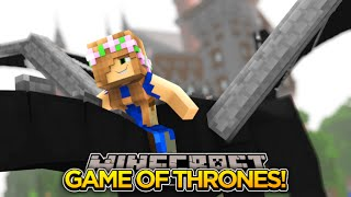 Minecraft - LITTLE KELLY RIDES A DRAGON?!
