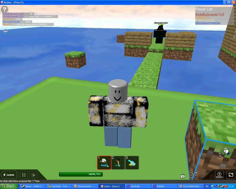 show me videos of roblox