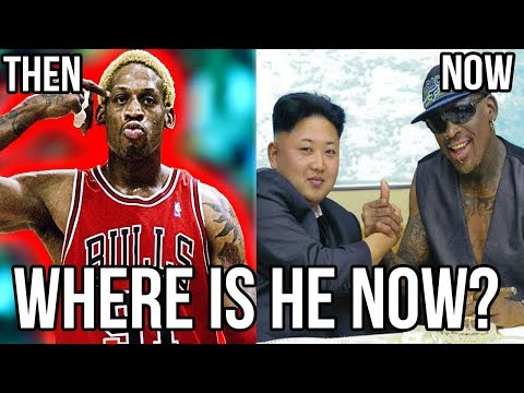 Where Are They Now? DENNIS RODMAN