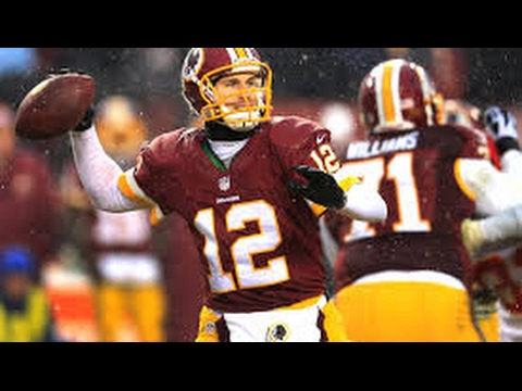 Kirk Cousins On Terrelle Pryor, Jay Graden Calling Redskins Plays