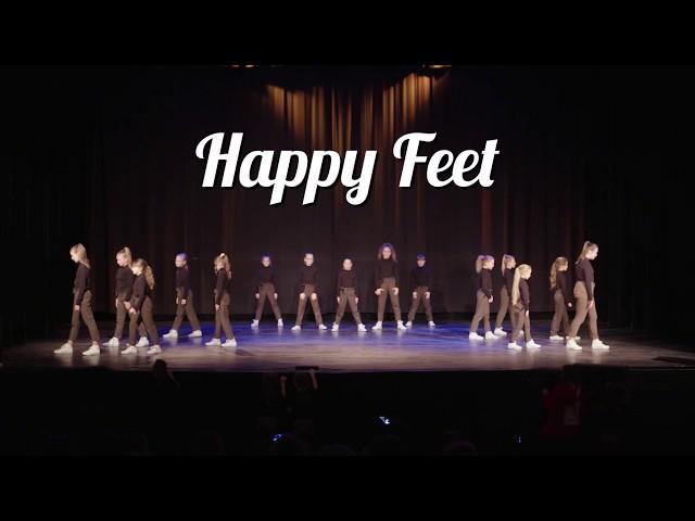 Grupa Happy Feet (2 występ) - Zakończenie Semestru 2018