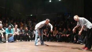 Pepito vs. Tanya Kupra | Popping 1/4 Final | Me Against The World