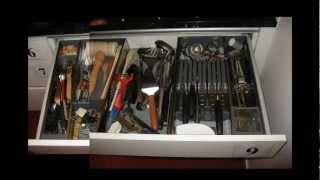 Держатель ножей - New(Держатель ножей предназначен для аккуратного и удобного хранения 9 ножей (4 длинных и 5 коротких) в ящиках..., 2013-03-12T10:44:34.000Z)