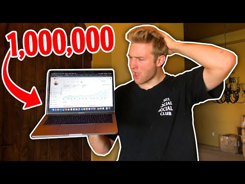 How Much YouTube Pays Me PER 1,000,000 VIEWS (Cost Per 1,000 Views)