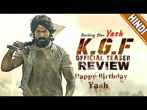Kgf Movie Review Images