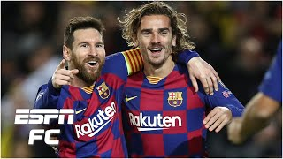 Barcelona can't always ask Lionel Messi to be superhuman - Shaka Hislop | Champions League Video