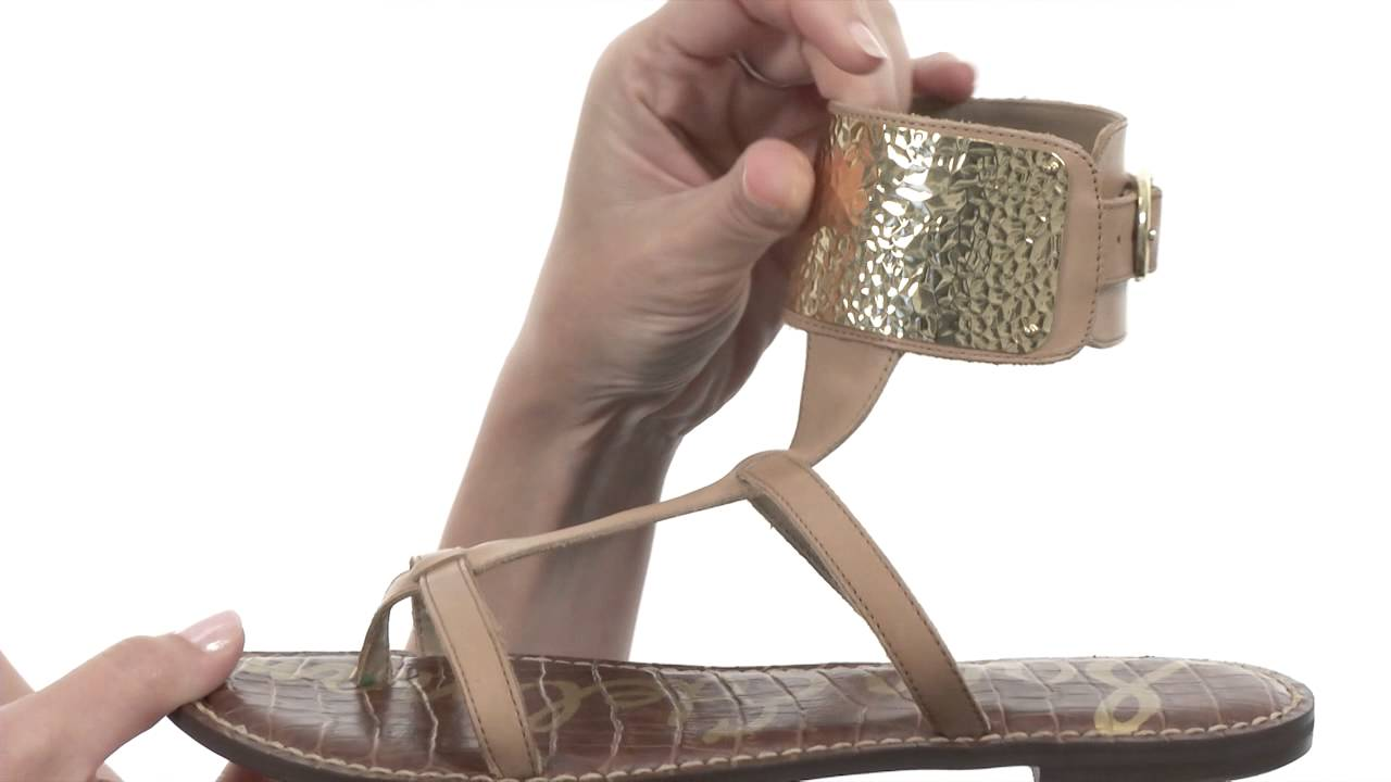 253c0b08ecbe Sam Edelman Genette SKU  8293724 - YouTube
