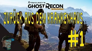 Let´s Play Ghost Recon Wildlands  #1 Gameplay | Deutsch| NeoZockt