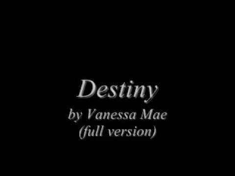 Destiny - Vanessa Mae (Full Version) - YouTube