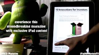 WIRED Magazine - iPad App Review TV [HD]