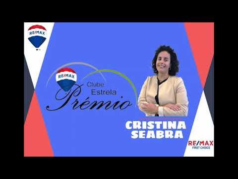 Prémio Clube Remax Estrela 2019- Cristina Seabra