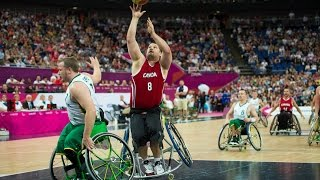 Wheelchair Basketball - AUS vs CAN - Men