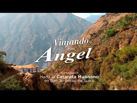 Viajando Con Angel - Hacia Huanano En San Jeronimo De Surco