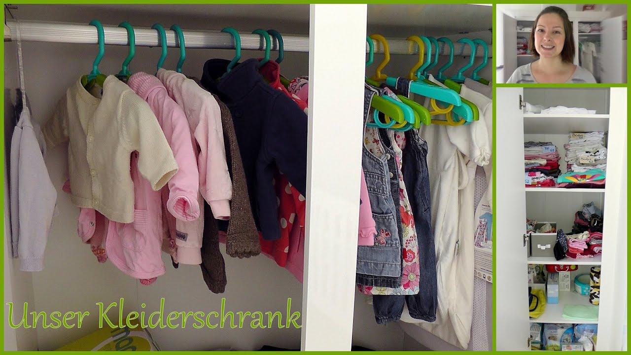 Baby Kleiderschrank Einraumen