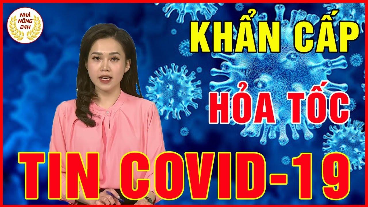 Tin Dịch Covid-19 Mới Nhất  26/6/2021   Diễn Biển Virus Corona Ở Việt Nam & Thế Giới Hôm Nay