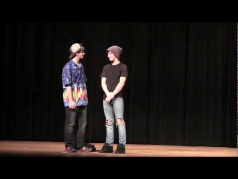 Pine Ridge Players, Line, Night of One Acts