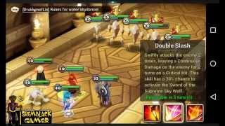Summoners War - Veromos Awakened & How He Makes Dragons Easier