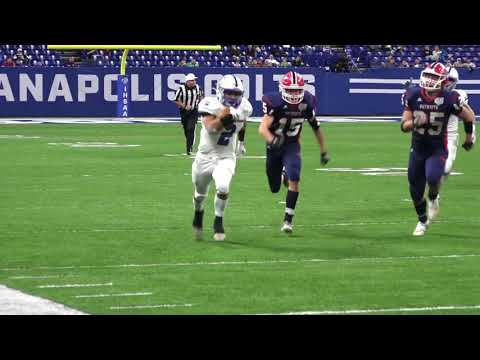 Bishop Chatard at Heritage Hills | Football | 11-29-19 | STATE CHAMPS! Indiana
