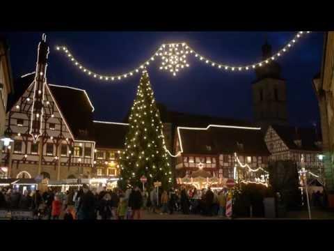 Weihnachtsmarkt Forchheim in Franken