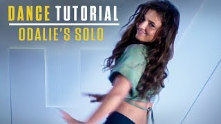 step up high water dance tutorial odalies solo