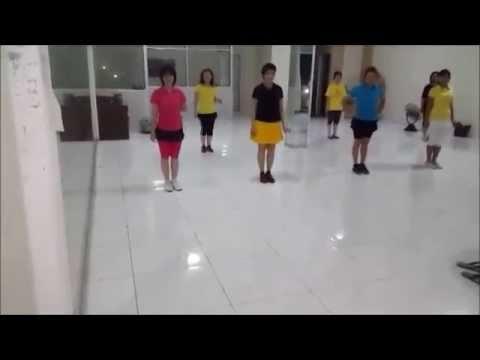Hound Dog - Line Dance - YouTube |Dog Line Dance