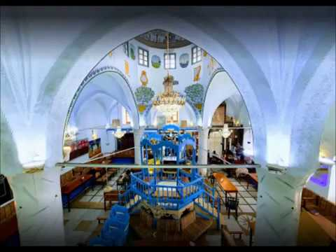 Synagogues Of Israel Part 35 Tzfat A