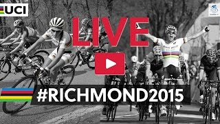 Full Replay | Women's Team Time Trial | 2015 Road World Championships – Richmond, USA