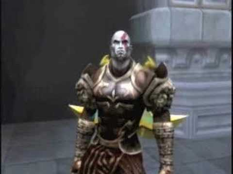 how to play god of war 2