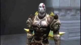 Repeat youtube video God of War II Trailer