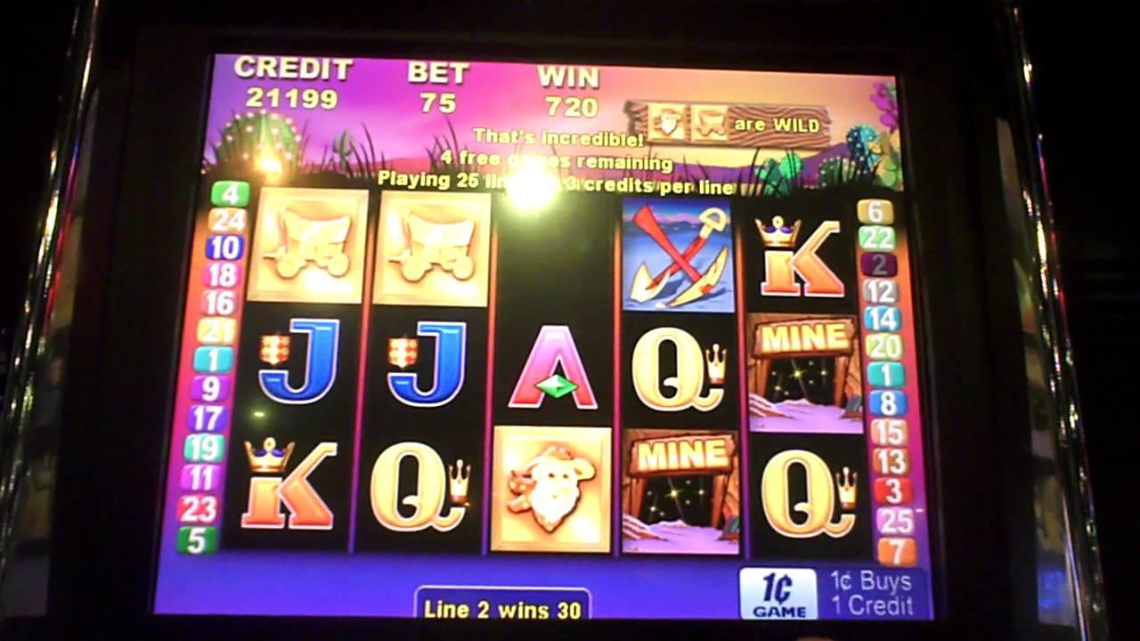 The Alchemists Gold Slot Machine