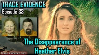 Trace Evidence - 033 - The Disappearance of Heather Elvis