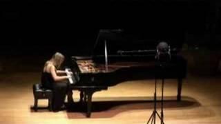 INGRID FLITER Sonata 18 Op. 31  No. 3 L.V. Beethoven Scherzo