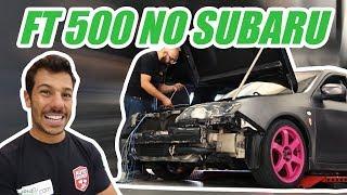 SUBARU IMPREZA TURBO LIGANDO FT500 (ft. Grada Auto Elétrica, 4D Garage, Automotech)