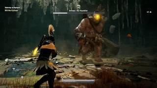 Assassin's Creed Odyssey Cyclops Boss Fight Guide
