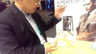 King Kong de Hisense, un smartphone antigolpe