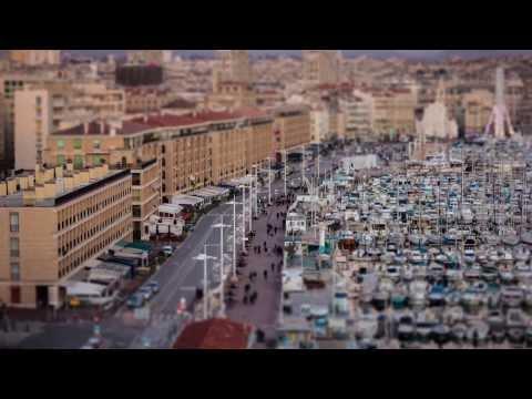 Timelapse Marseille Vieux-Port