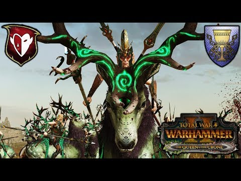 THE BEAUTIFUL GAME - Wood Elves (Zeblasky)...