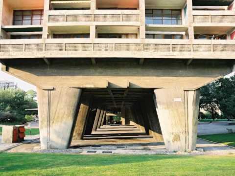 Le Corbusier 1946-52 Unite d'Habitation