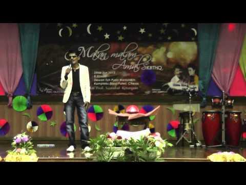 Dinner 2013 - Saleem (Blues Terengganu Kita)