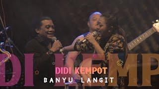 Download lagu KUA ETNIKA FEAT DIDI KEMPOT, SOIMAH - Banyu Langit , Live at NGAYOGJAZZ 2019
