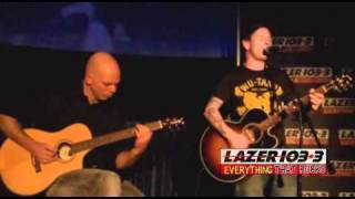 Lazer 103.3 Presents - Stone Sour unplugged (Part 1)