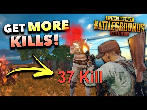 How to Get MORE Kills and WIN!! | PUBG Mobile (Tips and Tricks)