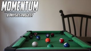 Momentum - A Physics Project